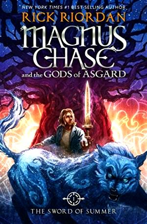 9781423160915: magnus chase and also the gods of asgard, book 1: the sword of summer time - abebooks - ron riordan: 1423160916 of the title