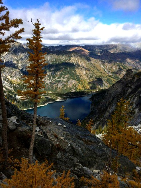 Aasgard pass — washington trails association even on another planet