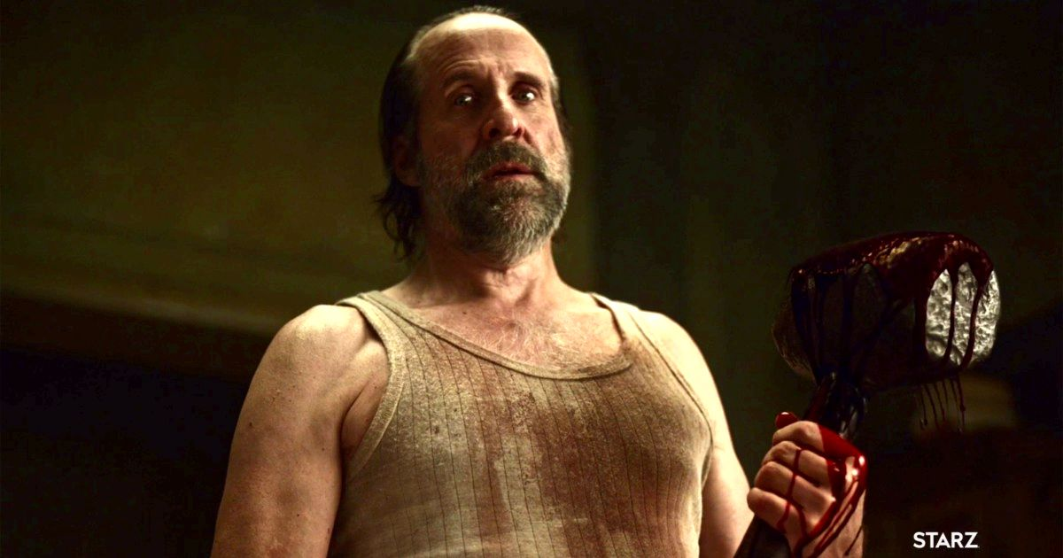 American gods: peter stormare on slavic thor discomfort within