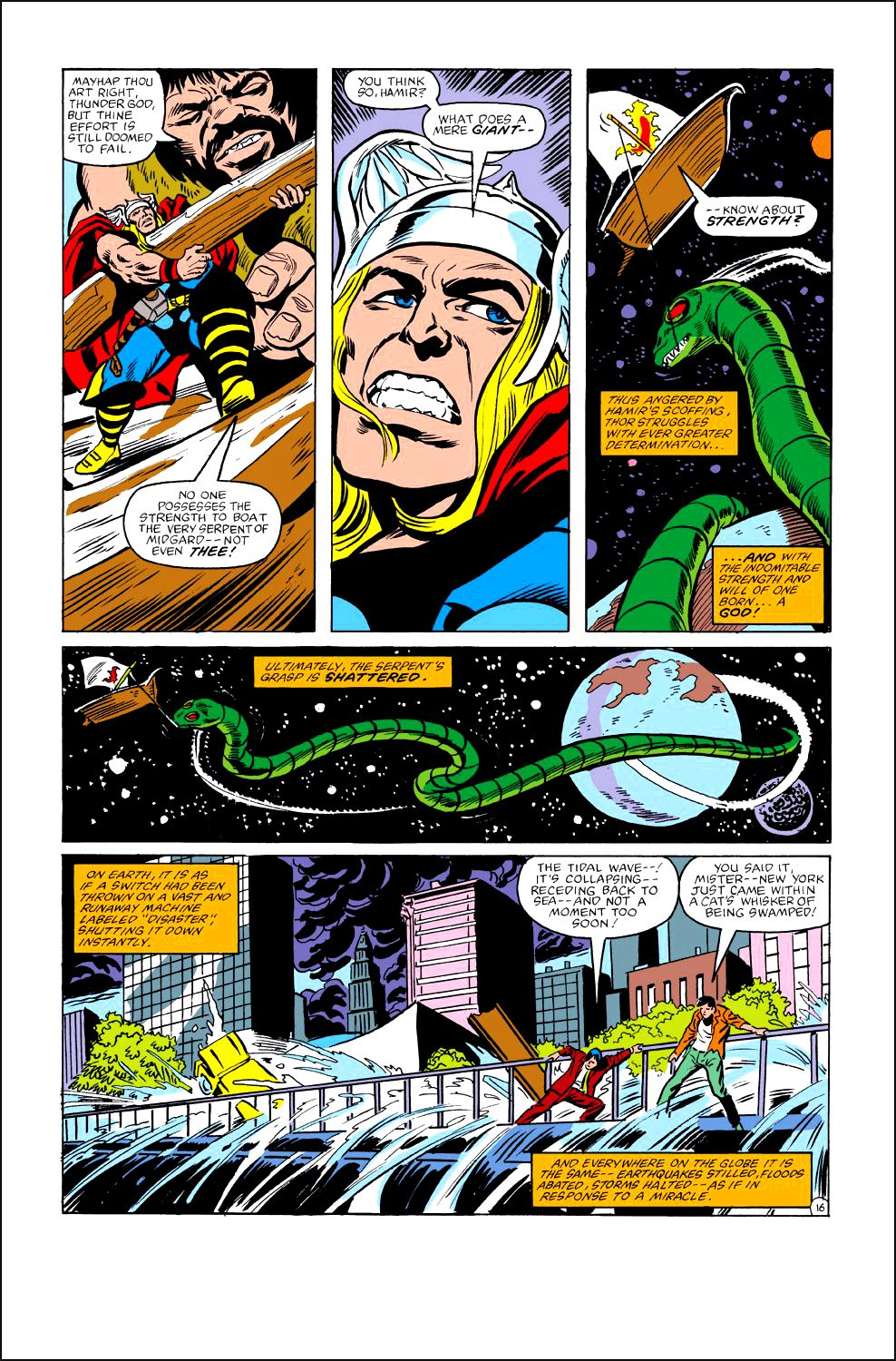 Asgard (marvel comics) invades your avatar's world things as