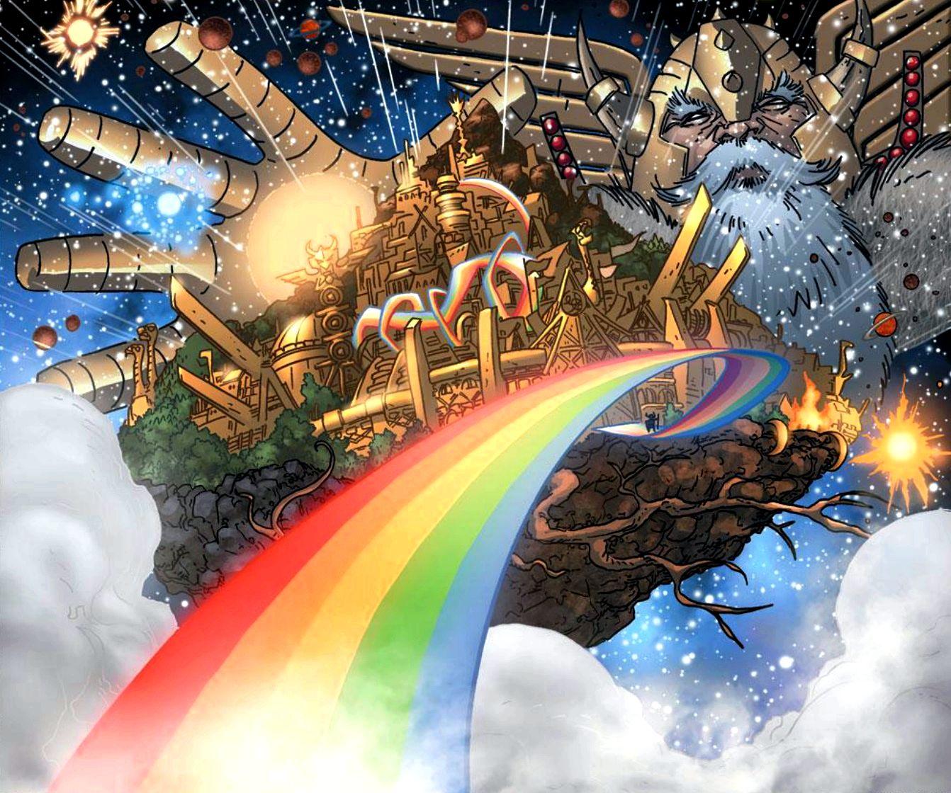 Asgard (marvel comics) invades your avatar's world | ASGARD
