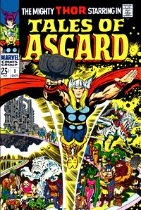 Asgard (marvel) - multiversal omnipedia towards the dying of