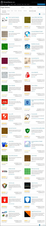 Asgard security scanner — wordpress plugins scanner can help you identify