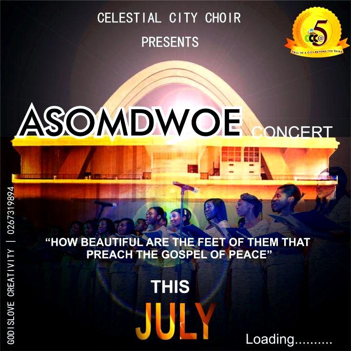 Celestial city choir - ccc - choirplace is definitely an Adventist
