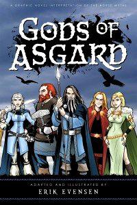 Erik Evensen: Gods of Asgard