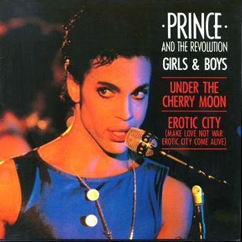 Crimson discomfort: prince's journey in the erotic city towards the celestial city would be the most private