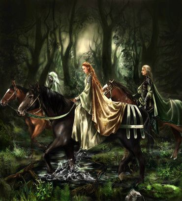 Elf - Mythical Creatures Guide