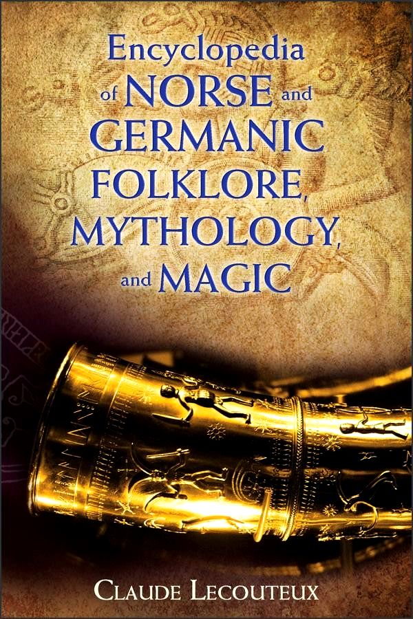 Encyclopedia of norse and germanic folklore, mythology, and magic contain Odin