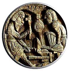 Germanic mythology : was siegfried a merovingian king ? the Museo Archeologico
