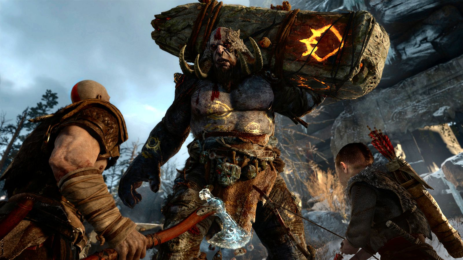 God of war 4 to understand more about norse mythology: will kratos fight thor? surprising that he must