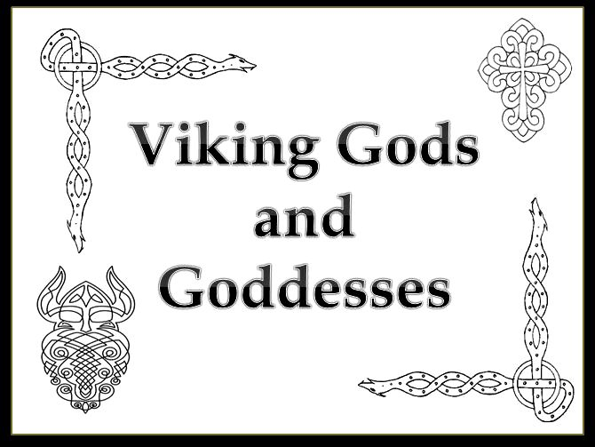 Gods and myths - the vikings for children and teachers - lesson plans, games, powerpoints, activities Munin travelled round the Viking