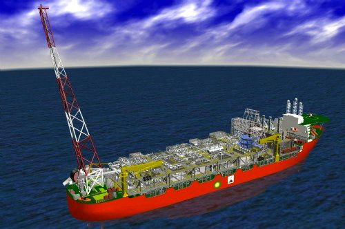 Instrumentation from EMCO Controls to FPSO in the North Atlantic