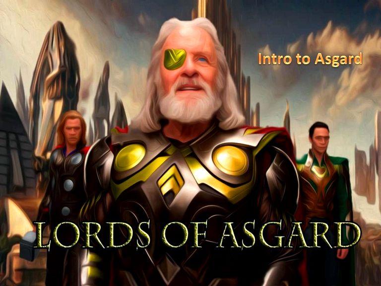 Intro to 'asgard' Pritiman Panda