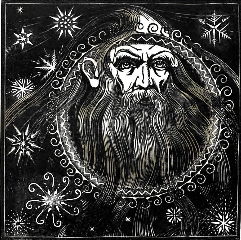 Lamus dworski - slavic gods drawn by stanisław jakubowski, part... Text is dependant