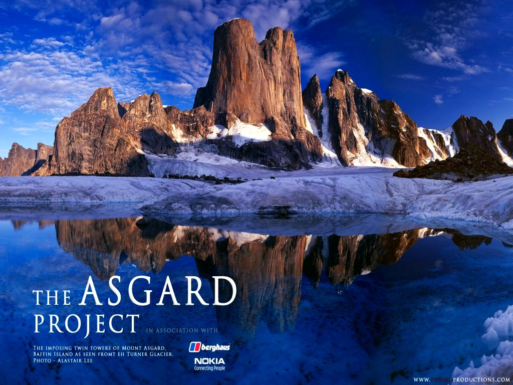 Lyndon's adventure film series continues using the asgard project - vermont sports magazine the-asgard-project