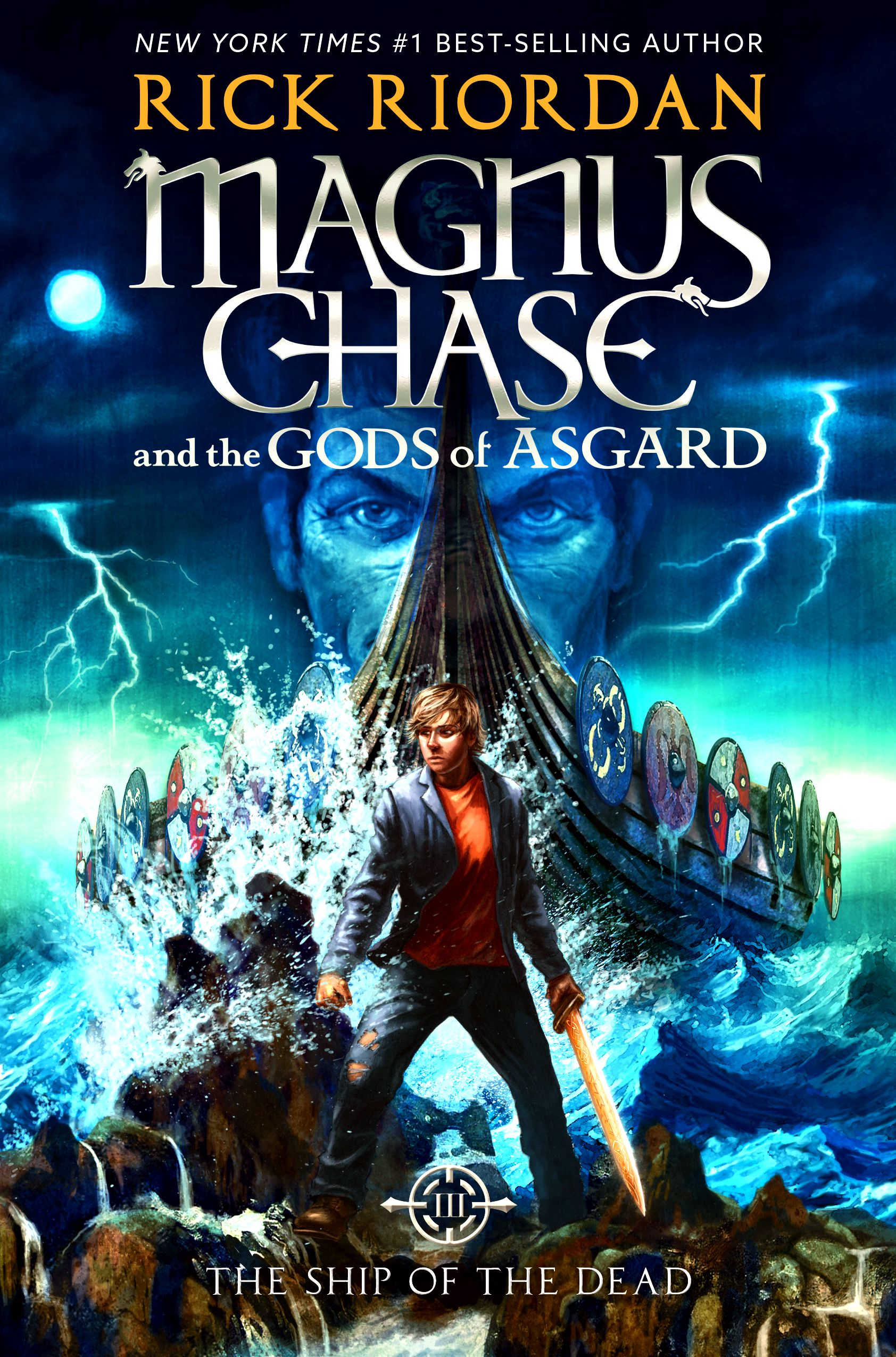 Magnus chase and also the gods of asgard the sword of summer time. by: ron riordan Exposition               Hey