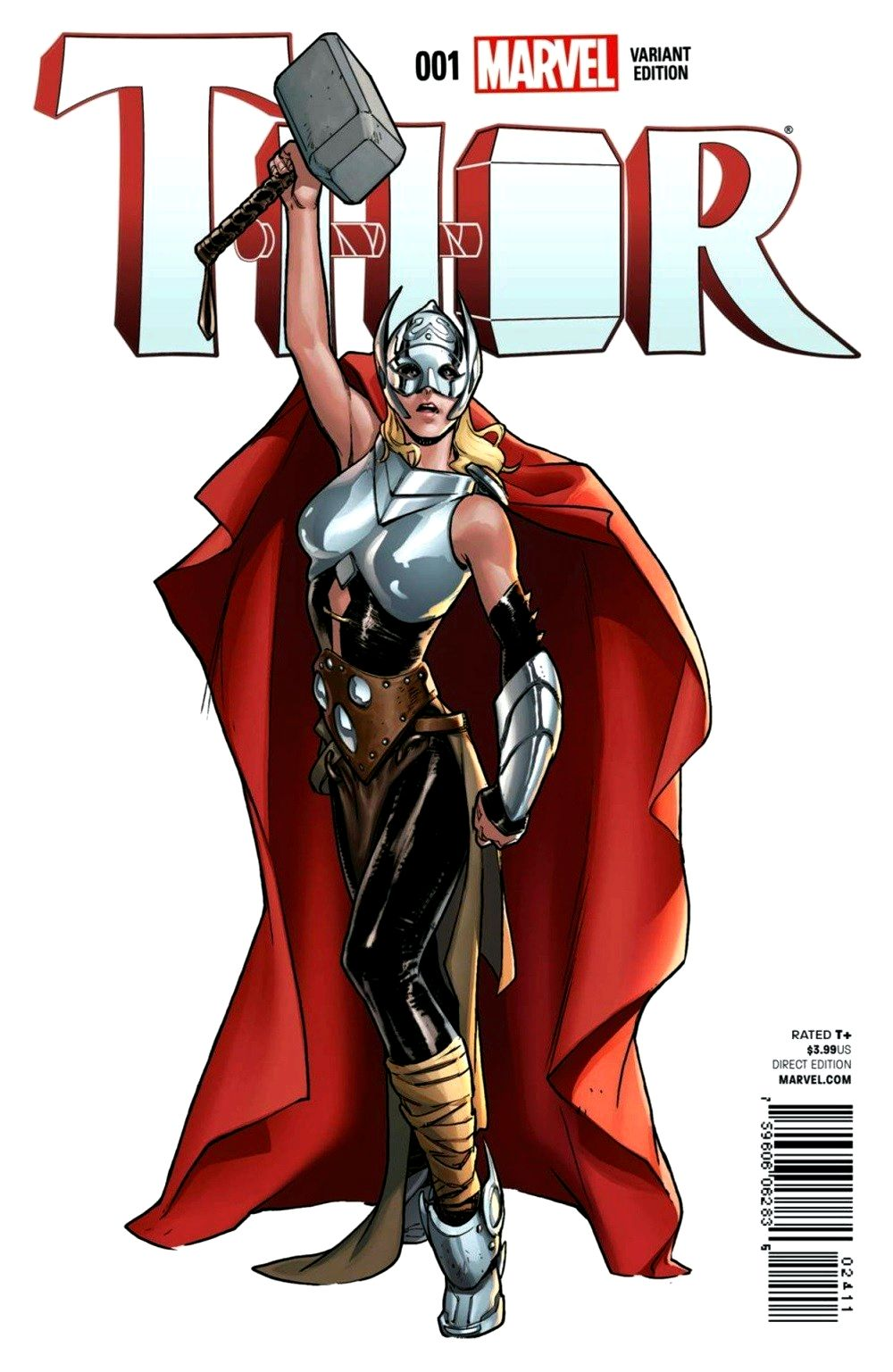 Marvel comics' thor makes home in condition included in new series area apart from New You