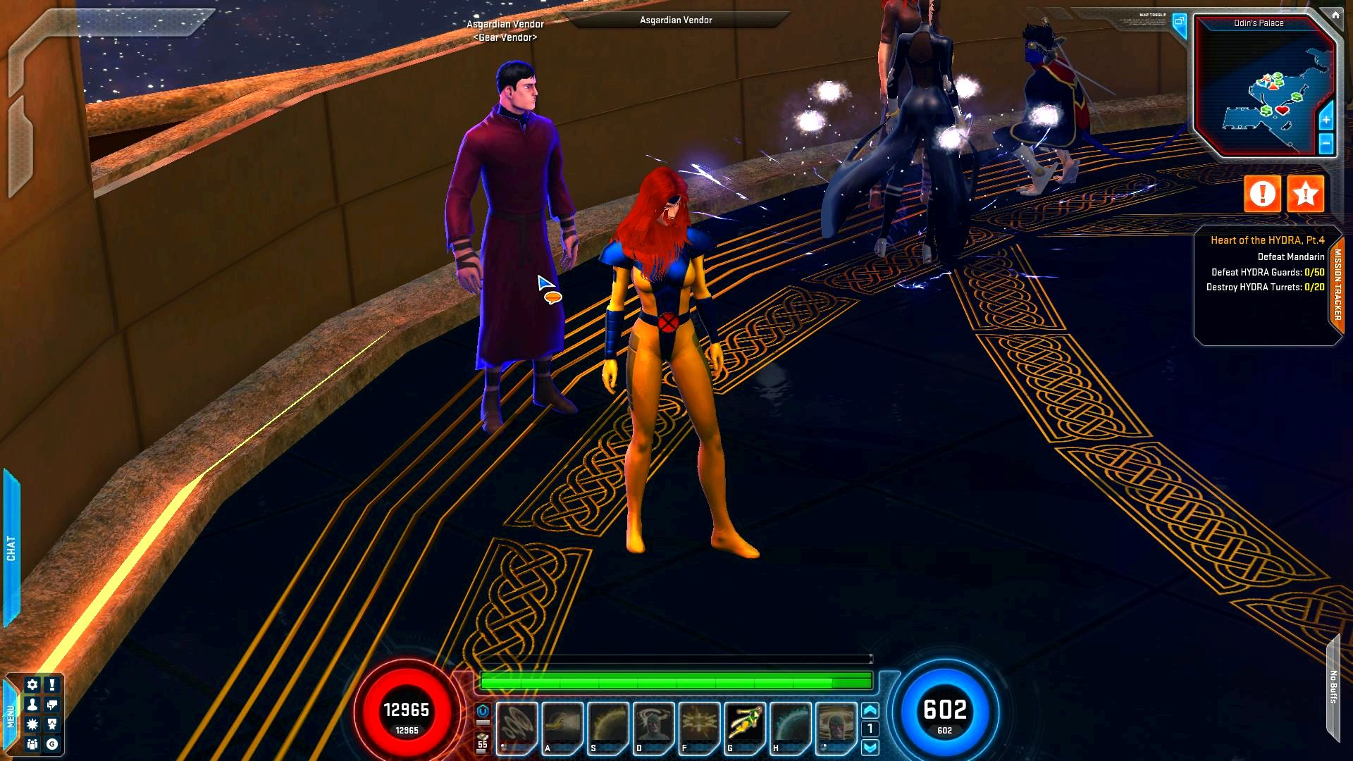 Marvel heroes will get forge of asgard update, mac beta soon the Marvel world including Spider