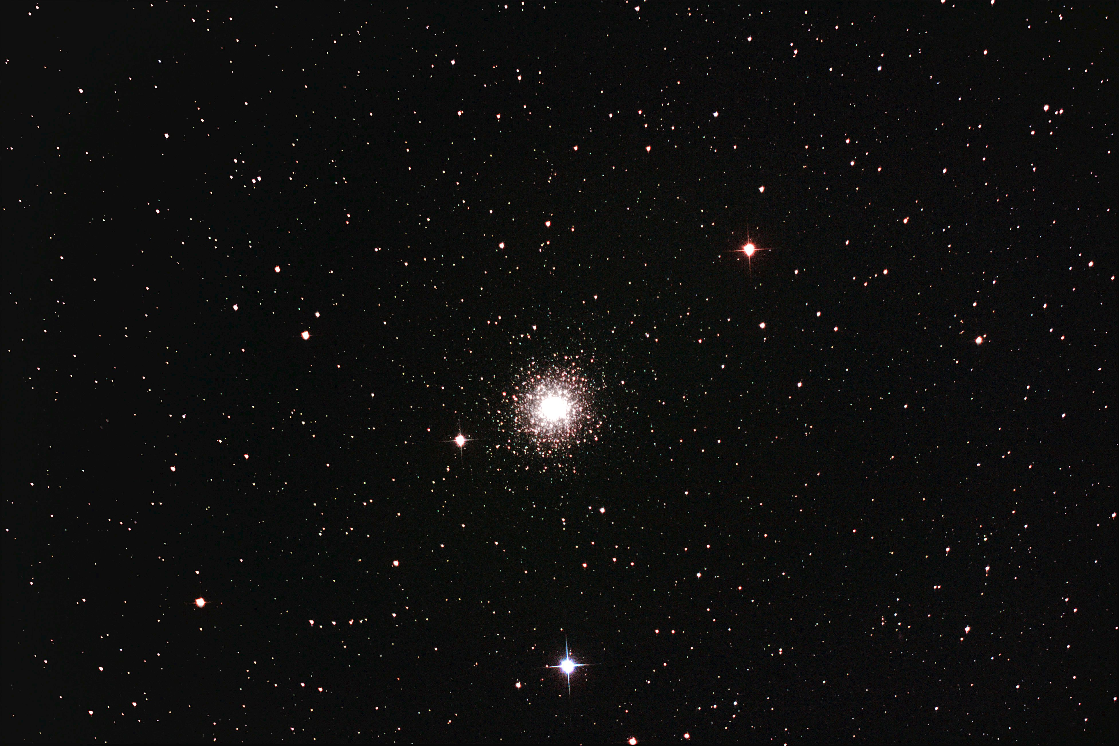 Messier 72, a celestial city previously mentioned but we take Messier