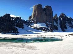 Mt asgard, auyuittuq park, baffin island, nunavut canada [4000x3000] photo by reuben shelton/dave nettle : earthporn acronym had not yet been