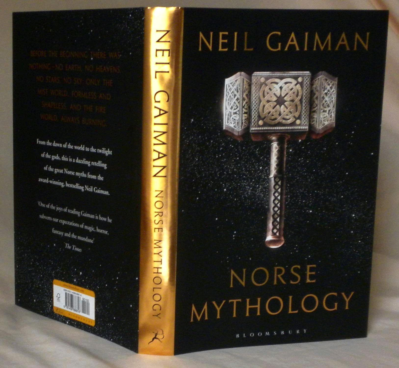 Neil gaiman's next book will explore norse mythology | ASGARD