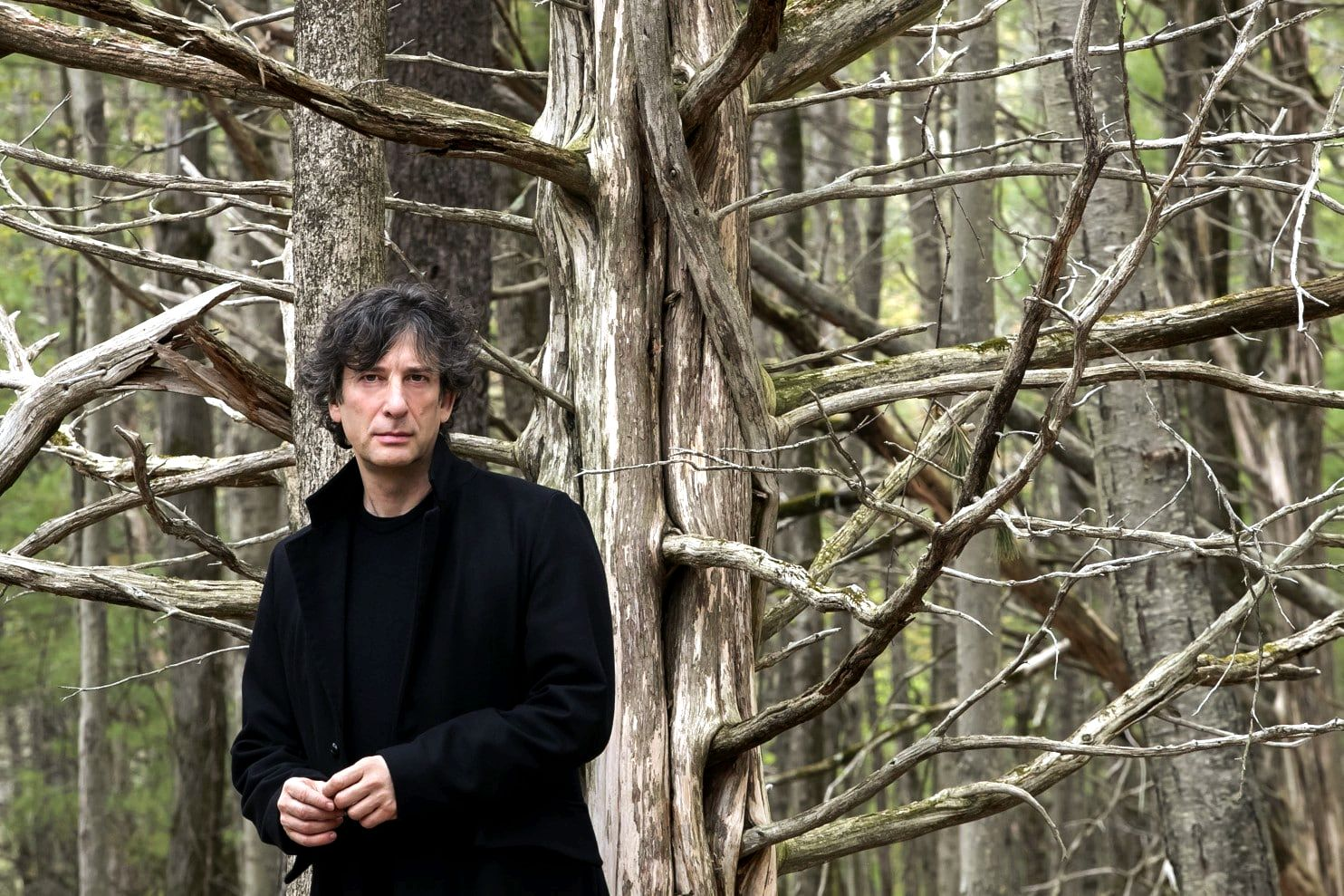 Neil gaiman's suspenseful and surprising 'norse mythology' - the washington publish this description of the magic