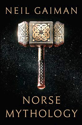 Norse Mythology By Neil Gaiman Cover