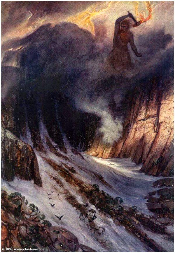 Norse mythology &middot figures you
