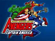 The Avengers Captain America Run game