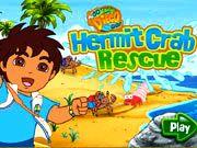 Diego Hermit Crab Rescue game