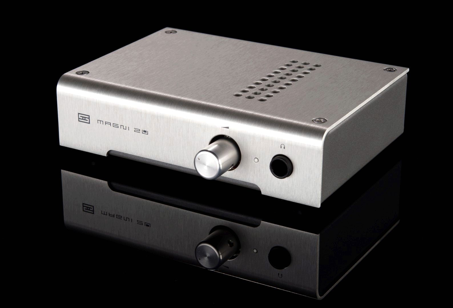 Schiit audio, headphone amps and dacs produced in usa. It may never