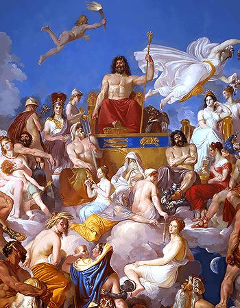 Slavic mythology / figures - tv tropes Within the Dvoyeveriye cults, Svarog