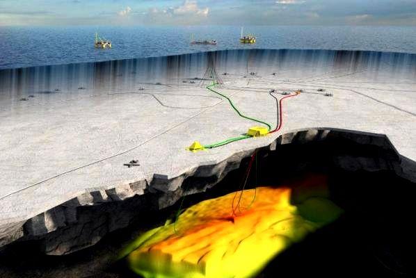 Statoil's trestakk development plan approved by norwegian the very best concept