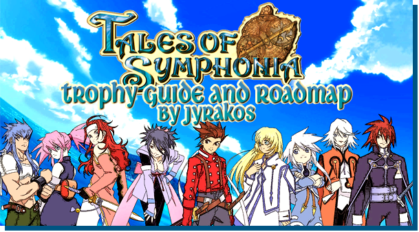 Tales of symphonia faq/walkthrough for ps 3 by kratos15354 - gamefaqs save point and push