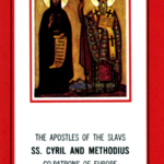 The apostles from the slavs ss. cyril and methodius co-patrons of europe – archeparchy of pittsburgharcheparchy of pittsburgh