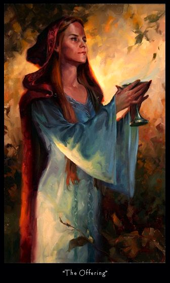Slavic Goddess Mokosh