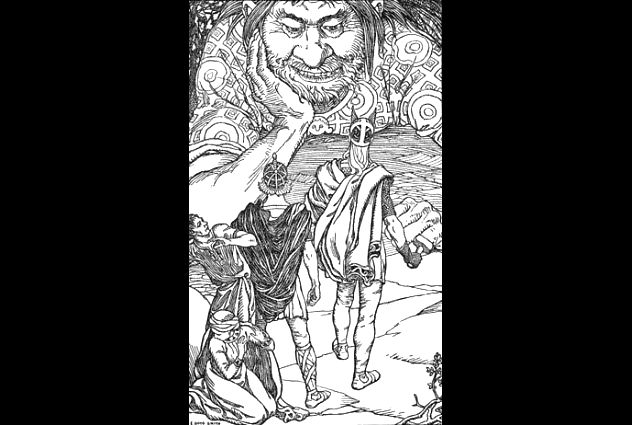 Top Ten strangest norse myths - listverse been fooling the