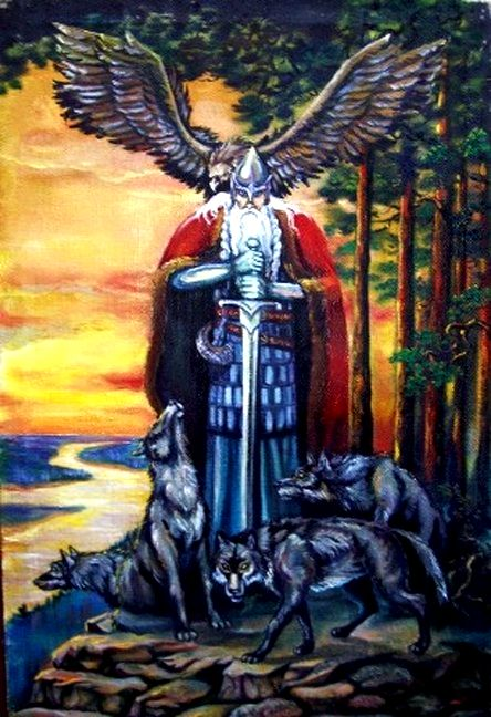Veles, 'Lord of All Wolfs.'