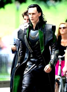What's loki been doing on asgard? tom hiddleston offers his ideas of Odin